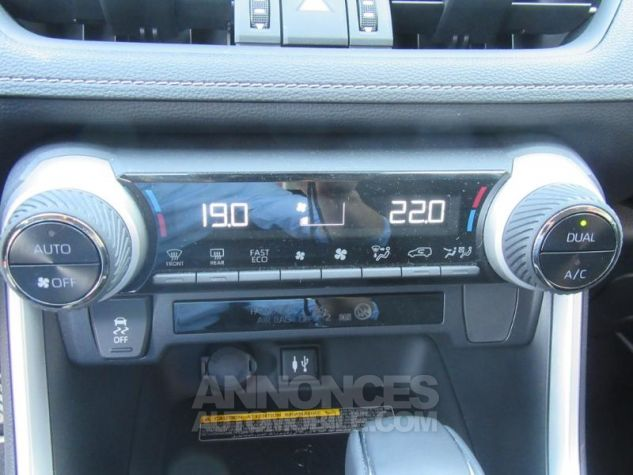 Toyota RAV4 Hybride 218ch Dynamic 2WD BLANC NACRE Occasion - 8