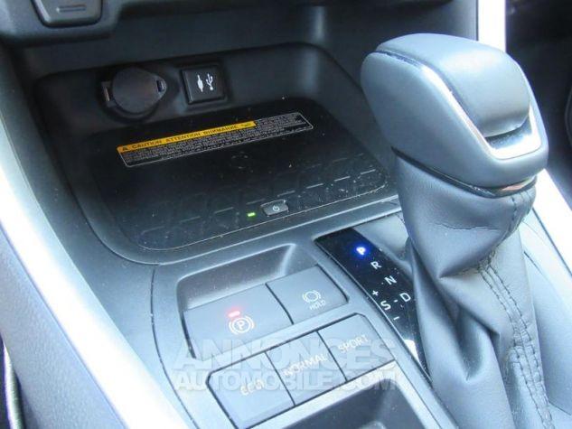 Toyota RAV4 Hybride 218ch Dynamic 2WD BLANC NACRE Occasion - 9