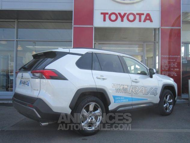 Toyota RAV4 Hybride 218ch Dynamic 2WD BLANC NACRE Occasion - 13