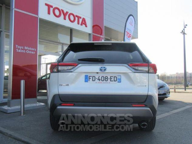 Toyota RAV4 Hybride 218ch Dynamic 2WD BLANC NACRE Occasion - 14