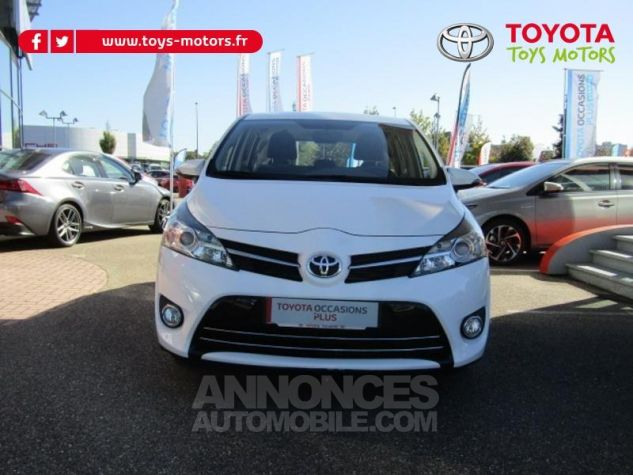 Toyota VERSO 112 D-4D Dynamic 5 places Blanc Occasion - 1