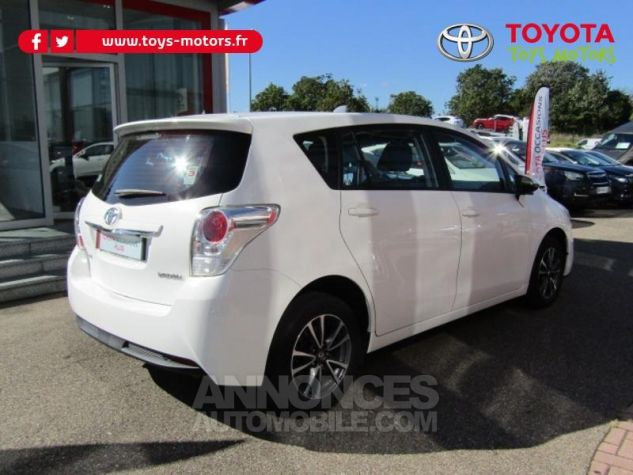 Toyota VERSO 112 D-4D Dynamic 5 places Blanc Occasion - 2