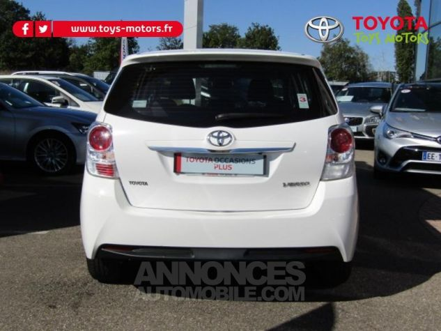 Toyota VERSO 112 D-4D Dynamic 5 places Blanc Occasion - 3