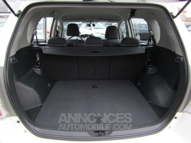 Toyota VERSO 112 D-4D Dynamic 5 places Blanc Occasion - 10