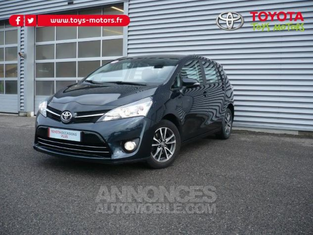 Toyota VERSO 112 D-4D Dynamic 5 places GRIS ABYSSE Occasion - 0