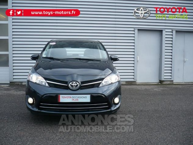 Toyota VERSO 112 D-4D Dynamic 5 places GRIS ABYSSE Occasion - 1
