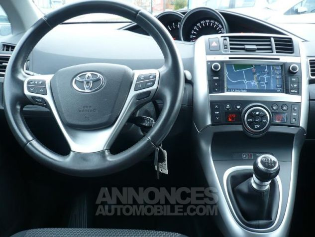 Toyota VERSO 112 D-4D Dynamic 5 places GRIS ABYSSE Occasion - 4