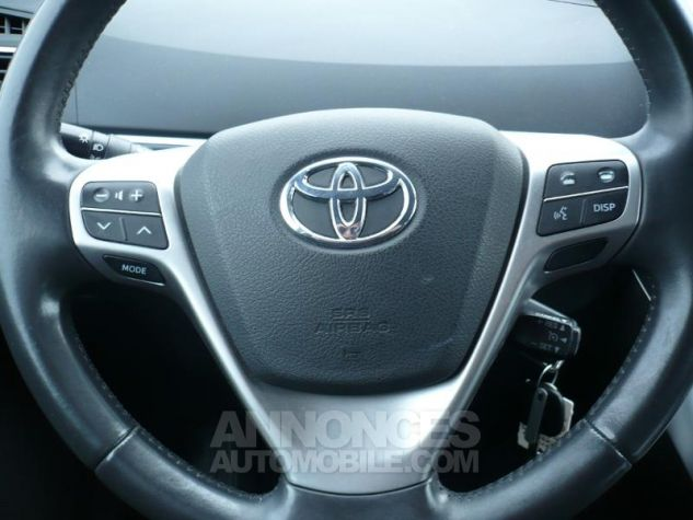 Toyota VERSO 112 D-4D Dynamic 5 places GRIS ABYSSE Occasion - 5