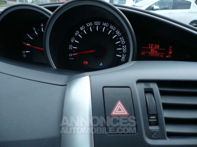 Toyota VERSO 112 D-4D Dynamic 5 places GRIS ABYSSE Occasion - 6