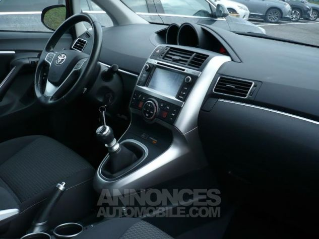 Toyota VERSO 112 D-4D Dynamic 5 places GRIS ABYSSE Occasion - 7
