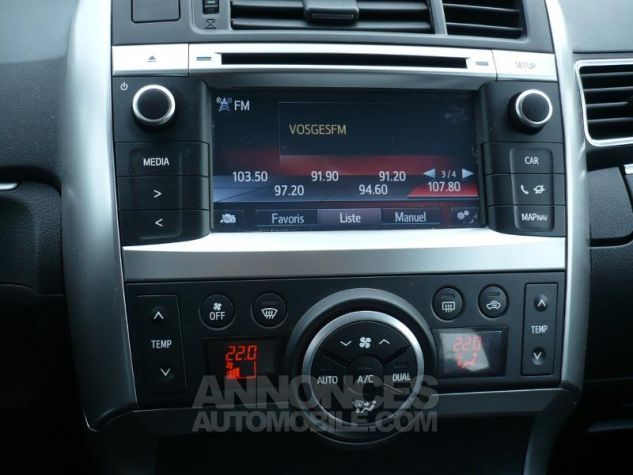 Toyota VERSO 112 D-4D Dynamic 5 places GRIS ABYSSE Occasion - 8