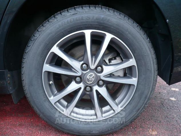 Toyota VERSO 112 D-4D Dynamic 5 places GRIS ABYSSE Occasion - 16