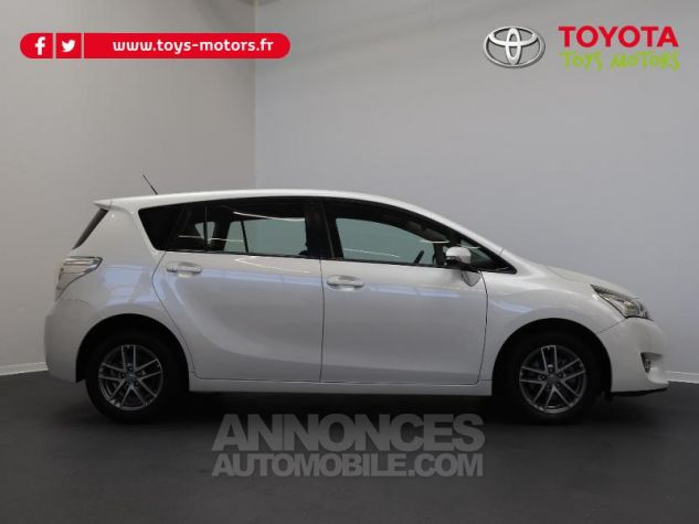 Toyota VERSO 112 D-4D FAP Dynamic BLANC NACRE Occasion - 2