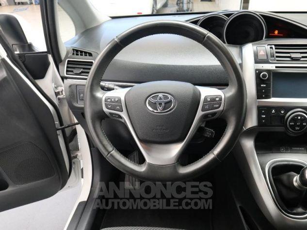 Toyota VERSO 112 D-4D FAP Dynamic BLANC NACRE Occasion - 17
