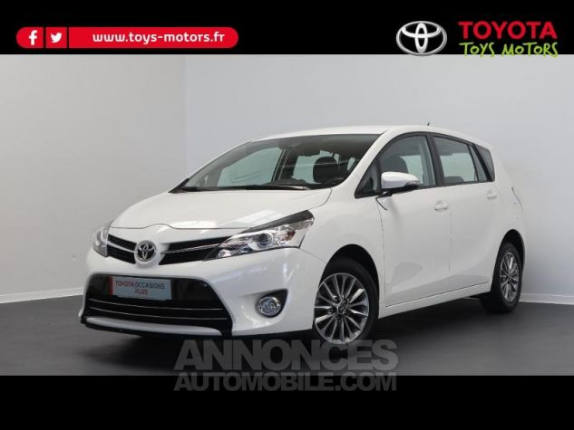 Toyota VERSO 112 D-4D FAP Dynamic BLANC PUR Occasion - 0