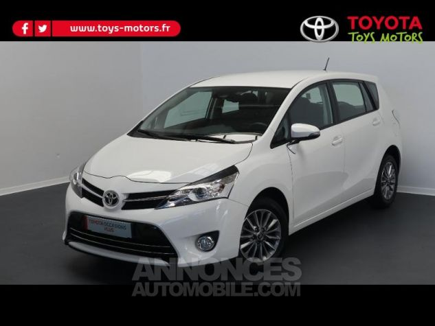 Toyota VERSO 112 D-4D FAP Dynamic BLANC PUR Occasion - 2