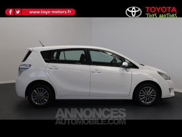 Toyota VERSO 112 D-4D FAP Dynamic BLANC PUR Occasion - 3