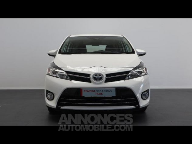 Toyota VERSO 112 D-4D FAP Dynamic BLANC PUR Occasion - 15