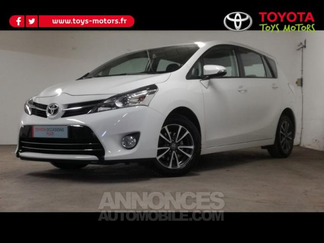 Toyota VERSO 112 D-4D FAP Dynamic BLANC Occasion - 0