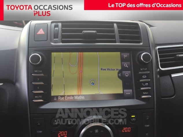 Toyota VERSO 112 D-4D FAP Dynamic Gris Clair Métallisé Occasion - 6