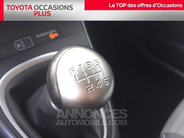 Toyota VERSO 112 D-4D FAP Dynamic Gris Clair Métallisé Occasion - 8