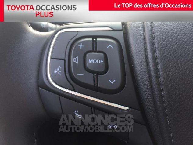 Toyota VERSO 112 D-4D FAP Dynamic Gris Clair Métallisé Occasion - 9