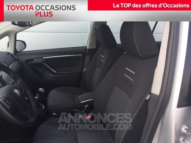 Toyota VERSO 112 D-4D FAP Dynamic Gris Clair Métallisé Occasion - 12