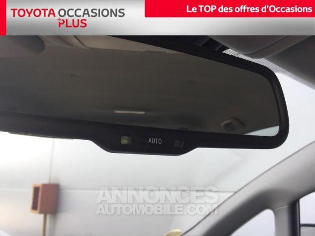 Toyota VERSO 112 D-4D FAP Dynamic Gris Clair Métallisé Occasion - 19