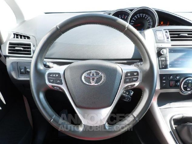Toyota VERSO 112 D-4D FAP Feel 5 places BLANC PUR Occasion - 13
