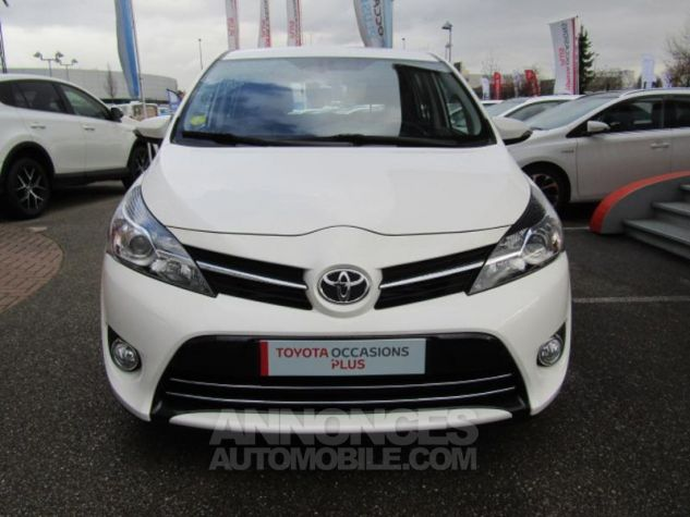 Toyota VERSO 112 D-4D FAP Feel 5 places Blanc Occasion - 1