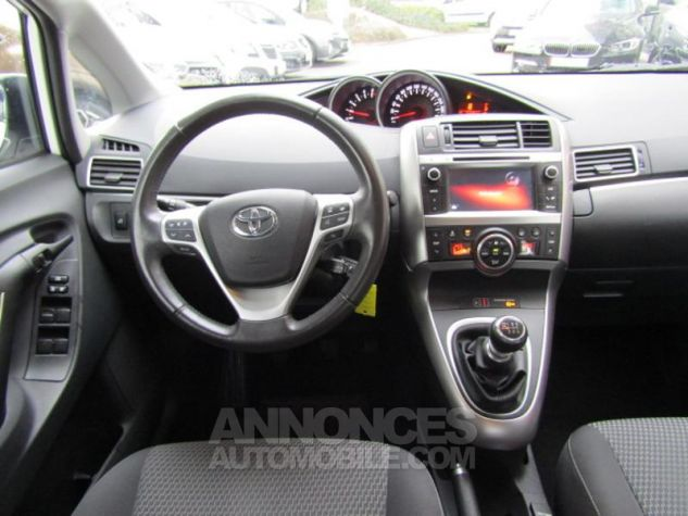 Toyota VERSO 112 D-4D FAP Feel 5 places Blanc Occasion - 2