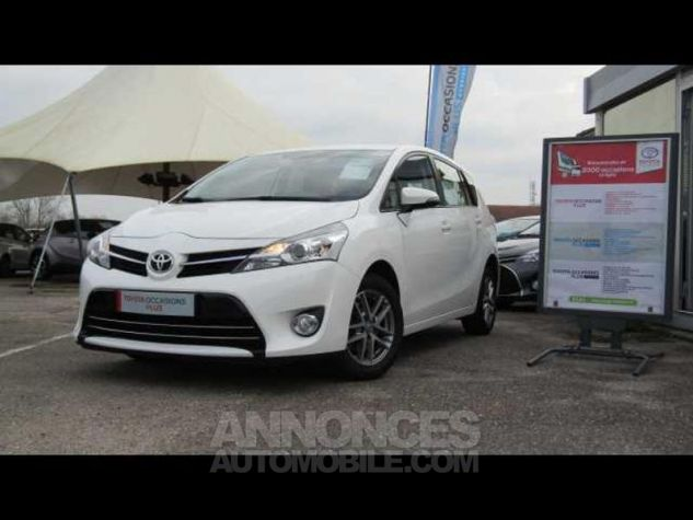 Toyota VERSO 112 D-4D FAP Feel 5 places Blanc Occasion - 0