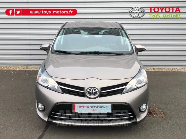 Toyota VERSO 112 D-4D FAP Feel 5 places SEPIA Occasion - 8
