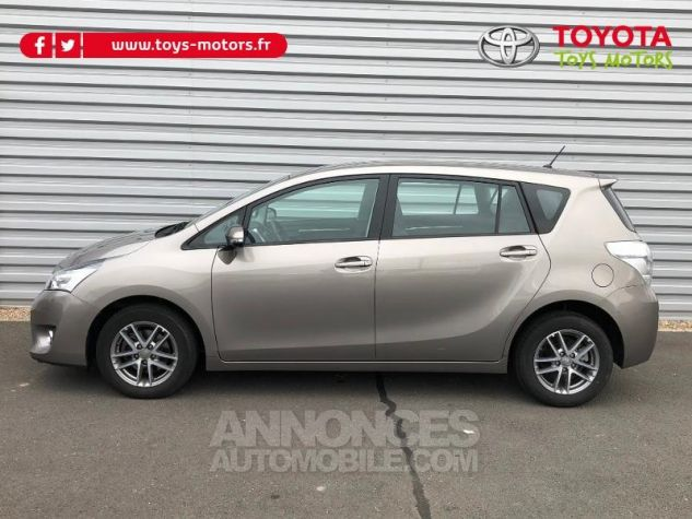 Toyota VERSO 112 D-4D FAP Feel 5 places SEPIA Occasion - 10