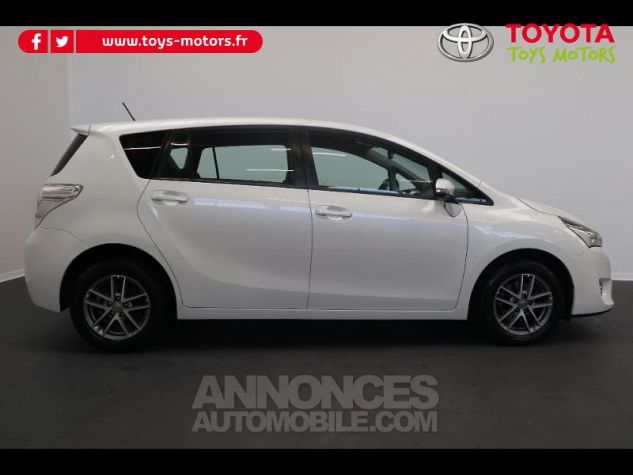 Toyota VERSO 112 D-4D FAP Feel 5 places Blanc Occasion - 3