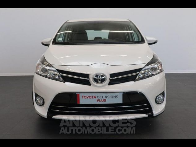Toyota VERSO 112 D-4D FAP Feel 5 places Blanc Occasion - 15