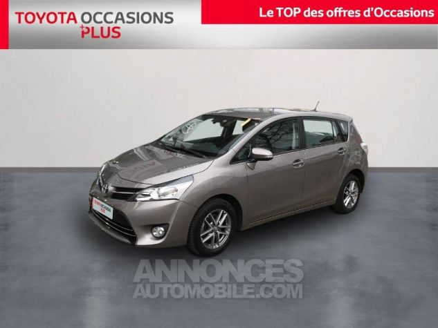 Toyota VERSO 112 D-4D FAP Feel 5 places BEIGE Occasion - 0