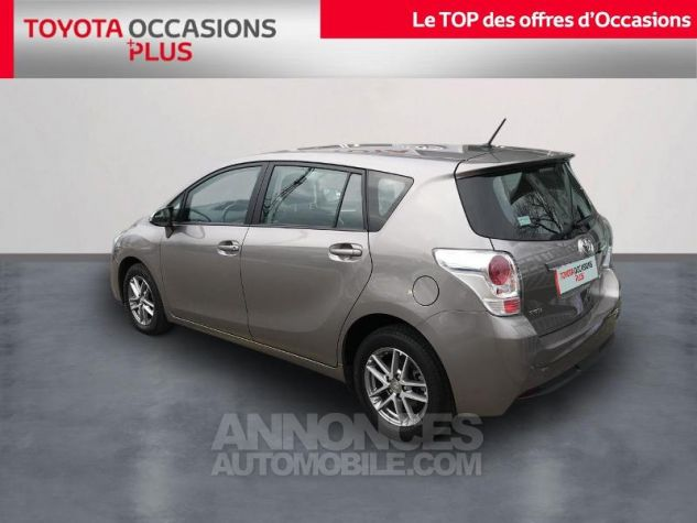 Toyota VERSO 112 D-4D FAP Feel 5 places BEIGE Occasion - 1