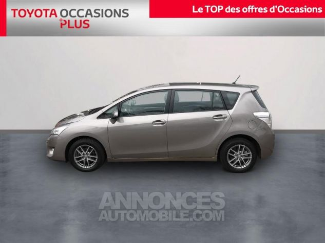 Toyota VERSO 112 D-4D FAP Feel 5 places BEIGE Occasion - 2