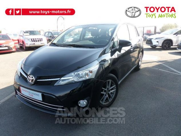 Toyota VERSO 112 D-4D FAP Feel 5 places NOIR Occasion - 0