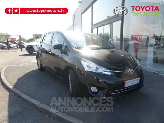 Toyota VERSO 112 D-4D FAP Feel 5 places NOIR Occasion - 1