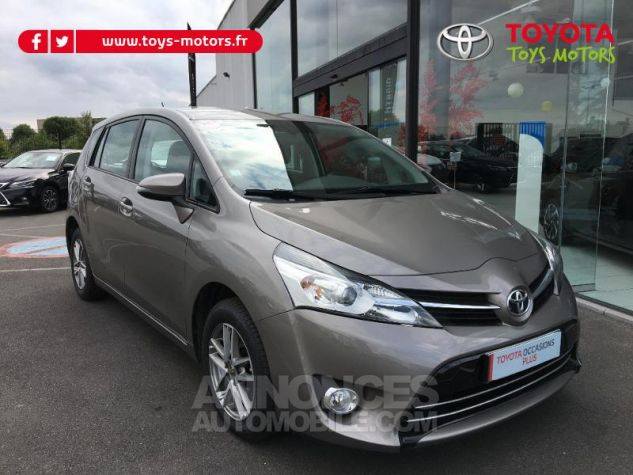 Toyota VERSO 112 D-4D FAP Feel 5 places SEPIA Occasion - 0