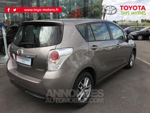 Toyota VERSO 112 D-4D FAP Feel 5 places SEPIA Occasion - 1