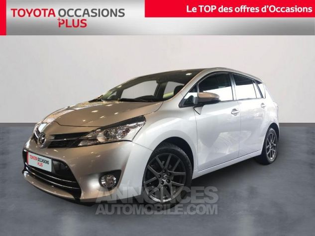 Toyota VERSO 112 D-4D FAP Feel SkyView 5 places Gris Clair Occasion - 0