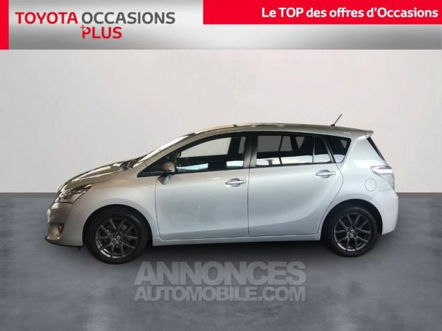 Toyota VERSO 112 D-4D FAP Feel SkyView 5 places Gris Clair Occasion - 2