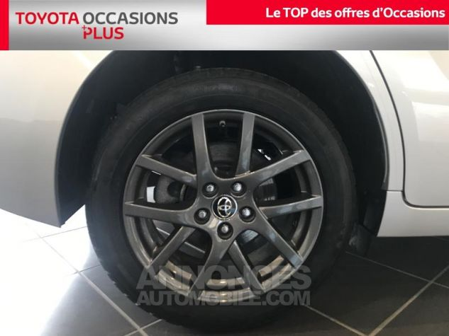 Toyota VERSO 112 D-4D FAP Feel SkyView 5 places Gris Clair Occasion - 3