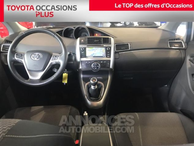 Toyota VERSO 112 D-4D FAP Feel SkyView 5 places Gris Clair Occasion - 4