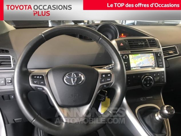 Toyota VERSO 112 D-4D FAP Feel SkyView 5 places Gris Clair Occasion - 5