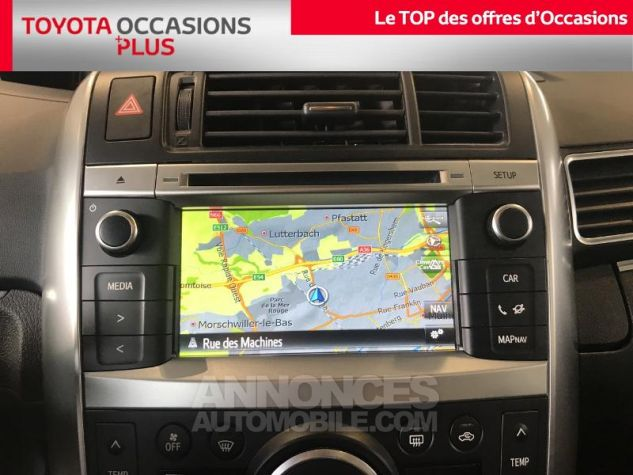Toyota VERSO 112 D-4D FAP Feel SkyView 5 places Gris Clair Occasion - 6