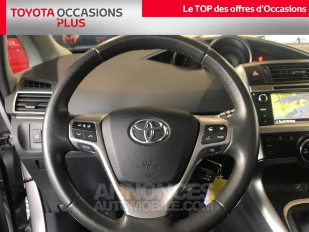 Toyota VERSO 112 D-4D FAP Feel SkyView 5 places Gris Clair Occasion - 7